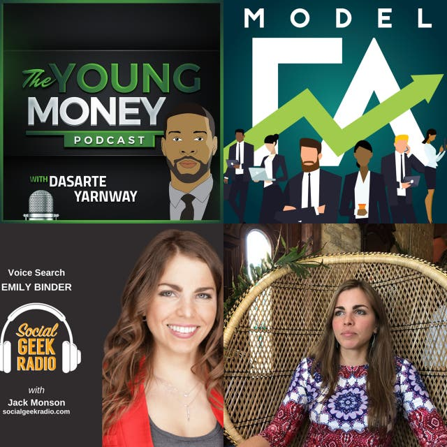 Emily Binder - Podcast Guest Appearances - Marketing