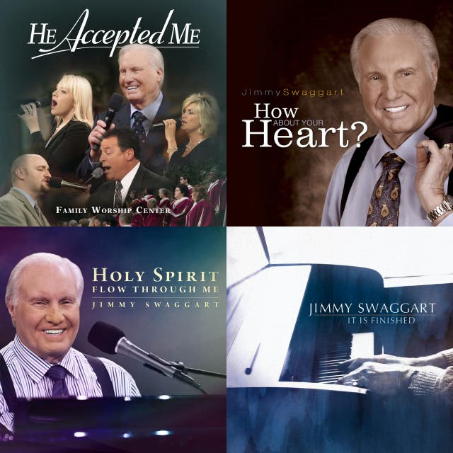 Jimmy swaggart and family