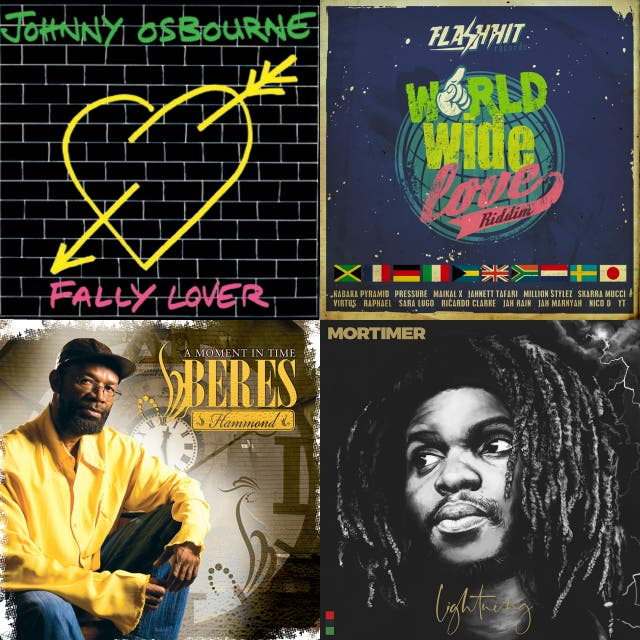 999 REGGAE LOVE SONGS from roots to dancehall on Spotify
