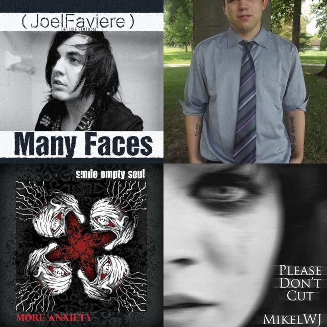 Sad Songs (self harm/depression/suicide etc) on Spotify