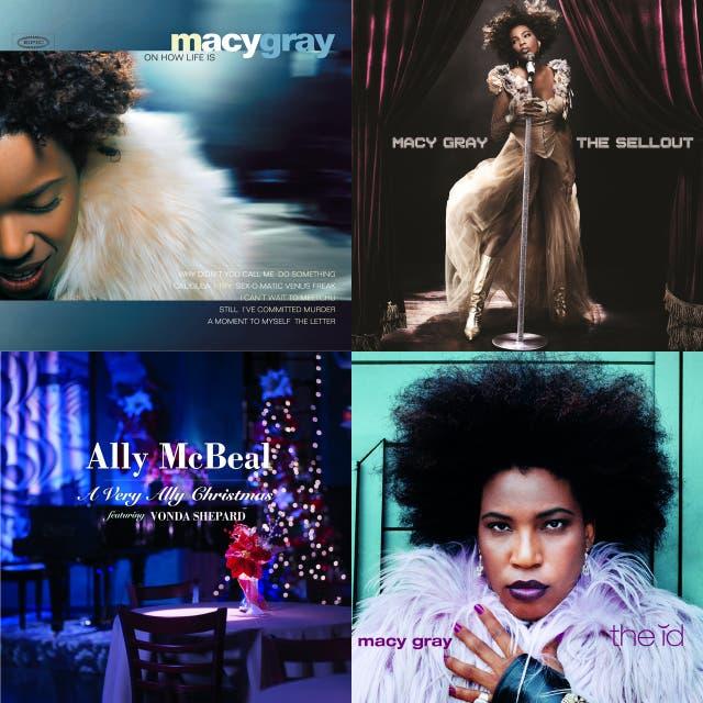 Macey Gray on Spotify