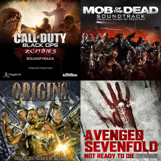 Call of Duty Zombies Easter Egg songs on Spotify