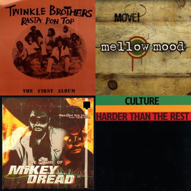 Reggae on Spotify