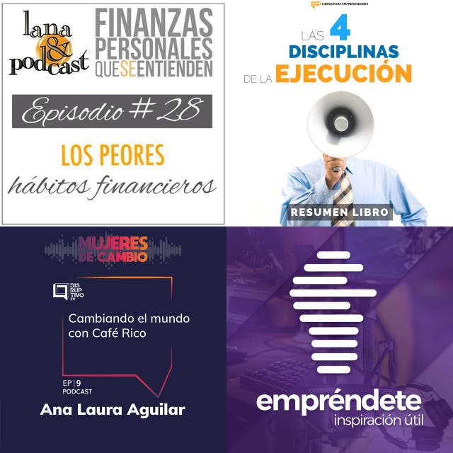 4 Podcasts para Emprendedores