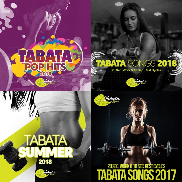 Tabata mix on Spotify