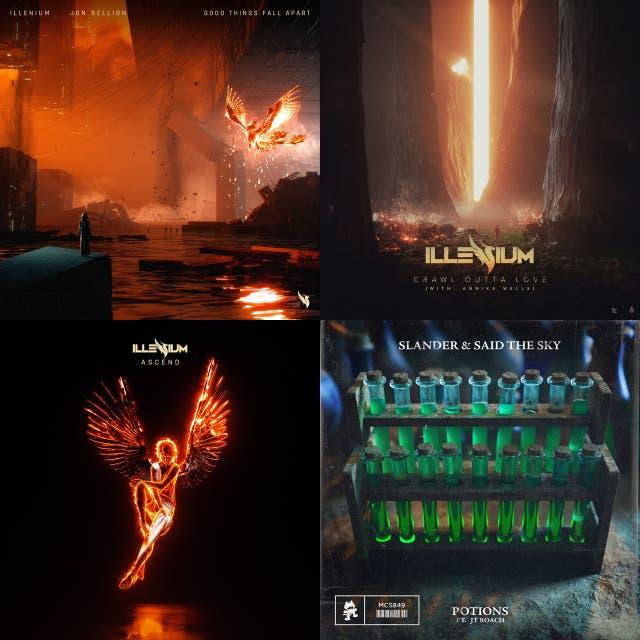 Illenium, Said The Sky, & Dabin On Spotify
