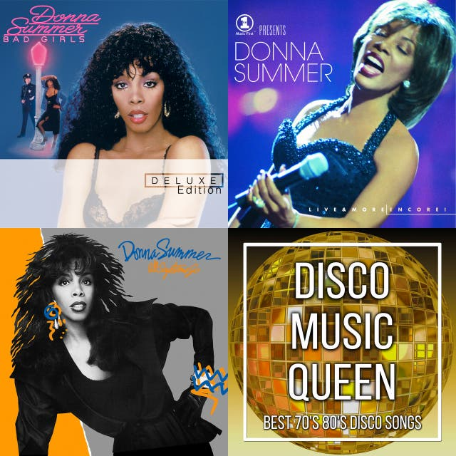 Dona Sumer: All Hits & Best Songs of Donna Summers on Spotify