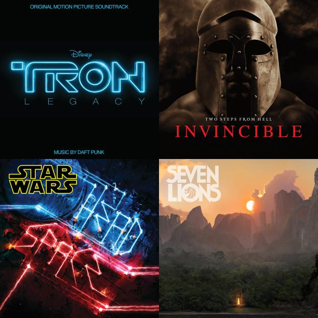 Epic Sci-fi Orchestra on Spotify