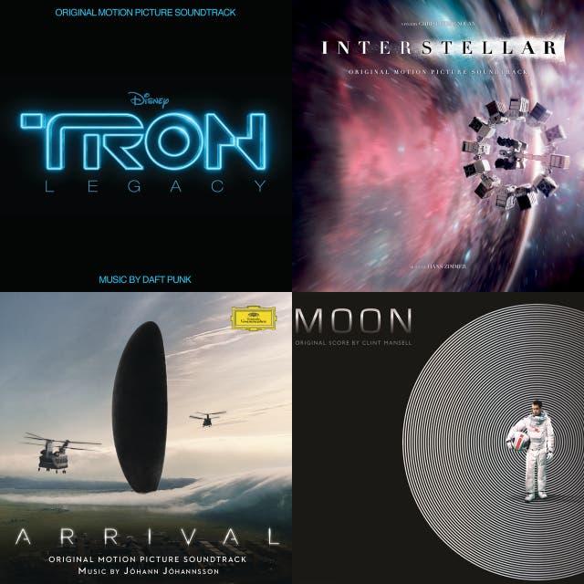 Best SF (Sci-Fi) OST / Soundtracks on Spotify