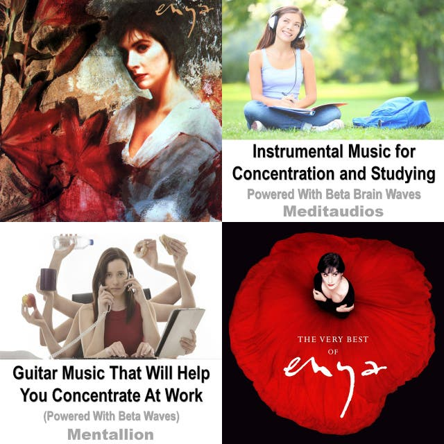 Best music for concentration on Spotify