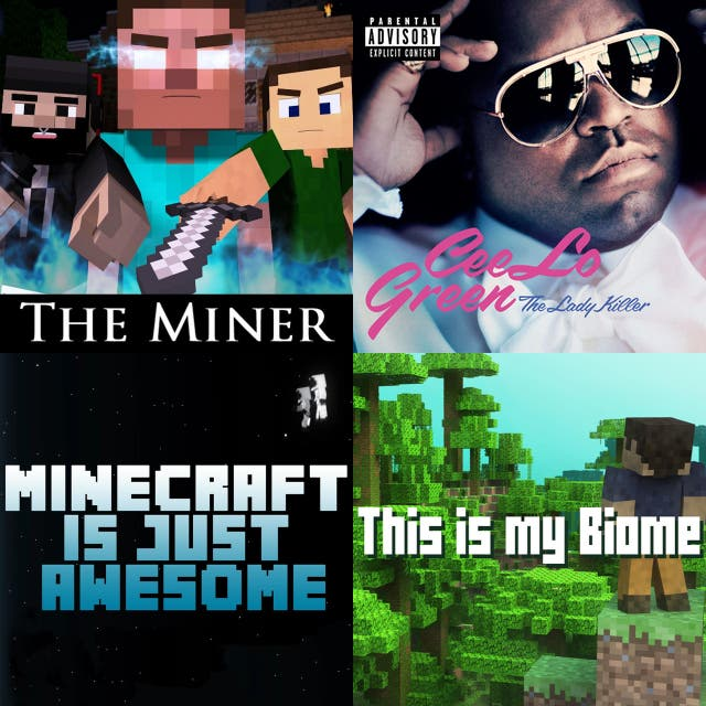 Minecraft Playlist on Spotify