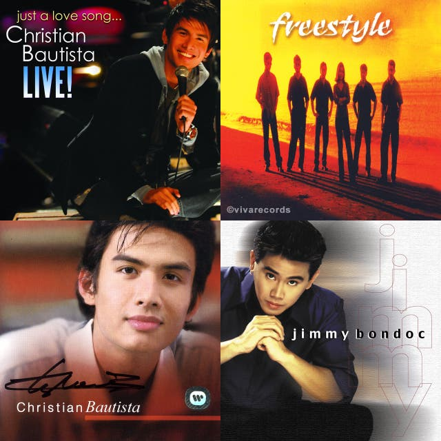 OPM LOVE SONGS on Spotify