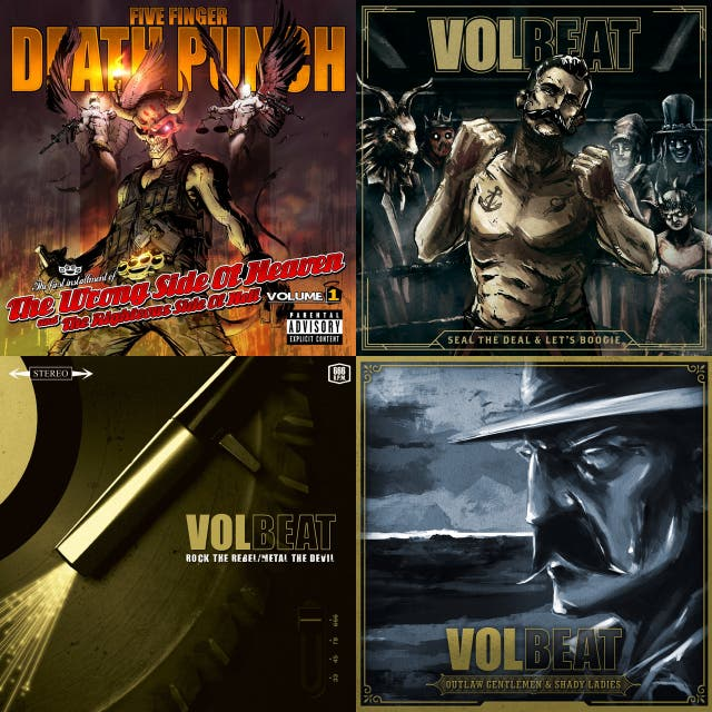 Volbeat — Seal The Deal & Let's Boogie (Deluxe) on Spotify