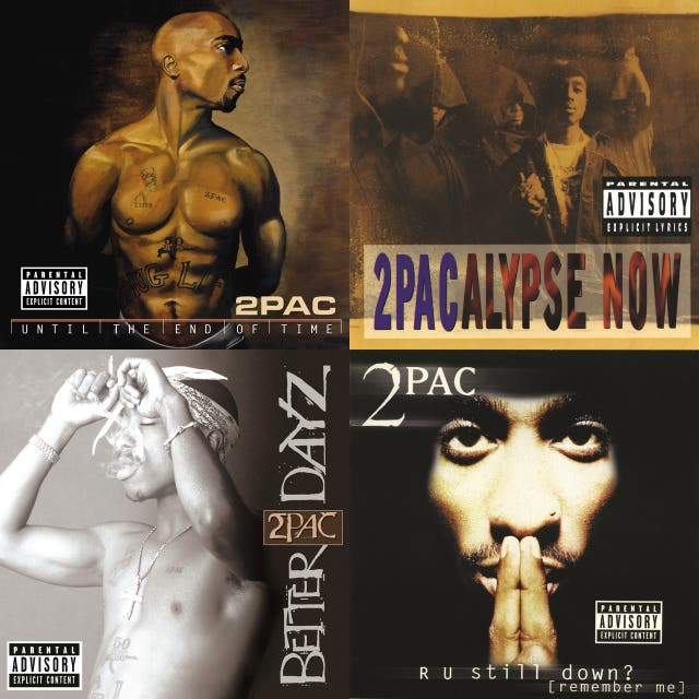 Best Tupac songs on Spotify