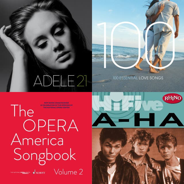 101 Love Songs For Valentines Day On Spotify