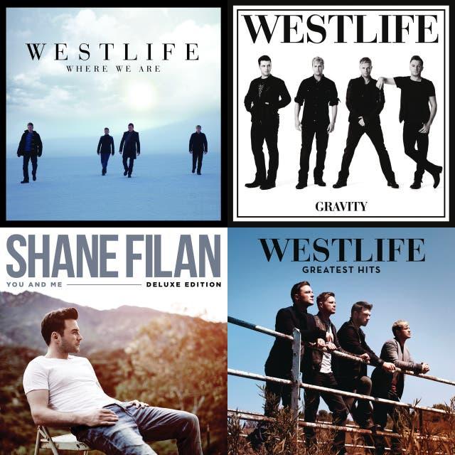 Shane Filan Westlife and beyond     on Spotify