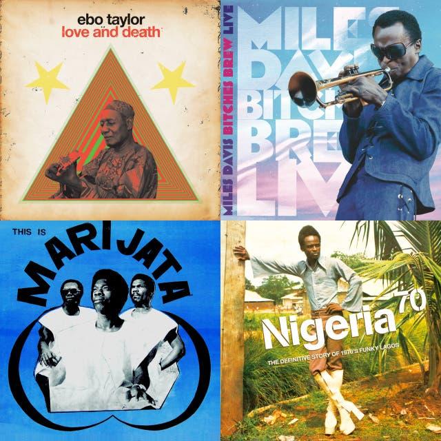 Water No Get Enemy – Fela Kuti on Spotify