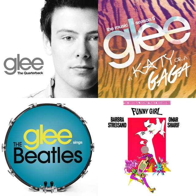 Glee Season 5 (in order) on Spotify
