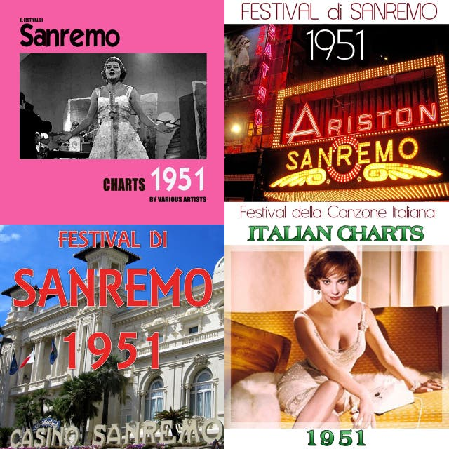 Sanremo 1951 playlist