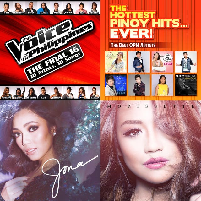 OPM English Songs 2017 on Spotify