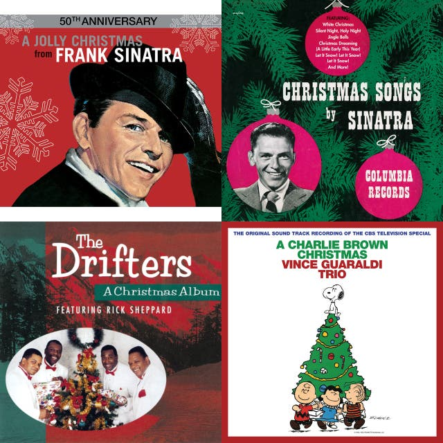 Drifters White Christmas.H706 On Spotify