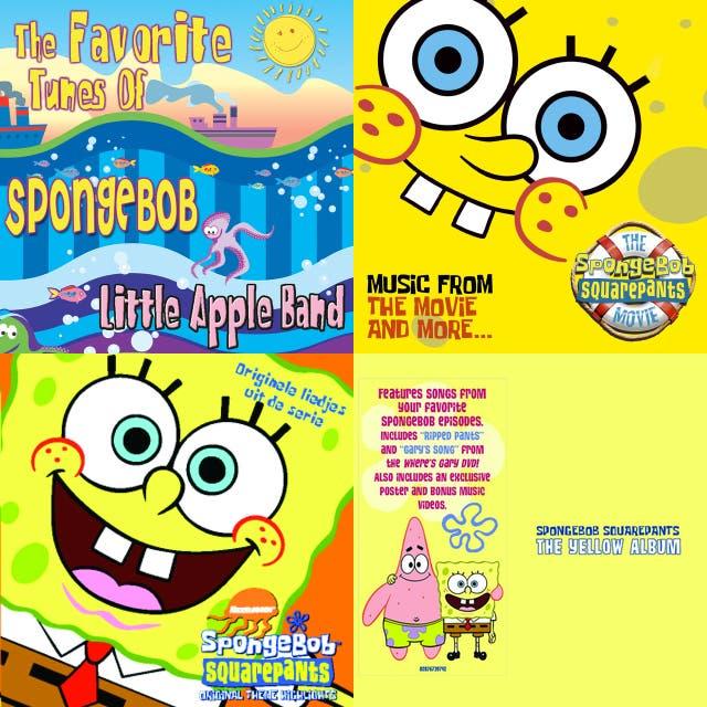 spongebob squarepantd on Spotify