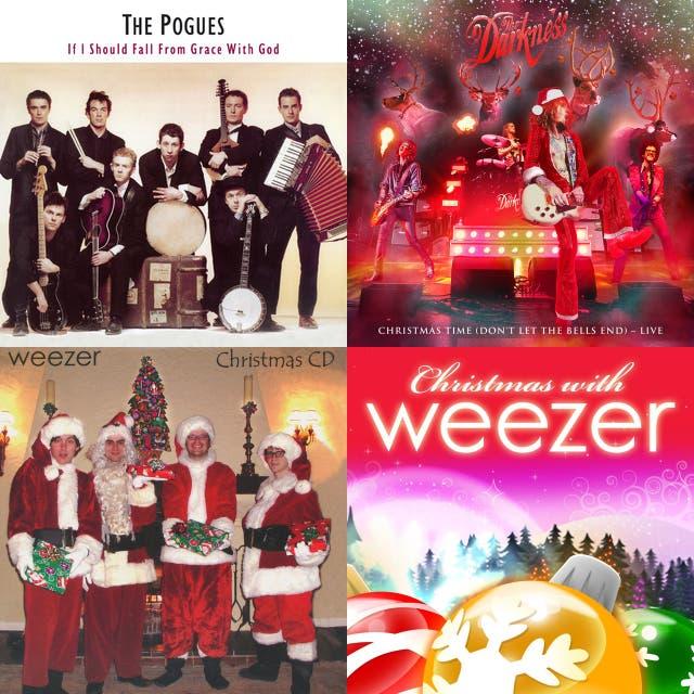 Weezer Christmas.Wombo Chrimbo On Spotify