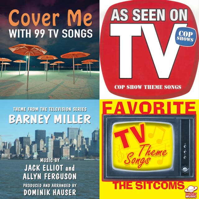 Margaret's 70's TV Theme Songs on Spotify