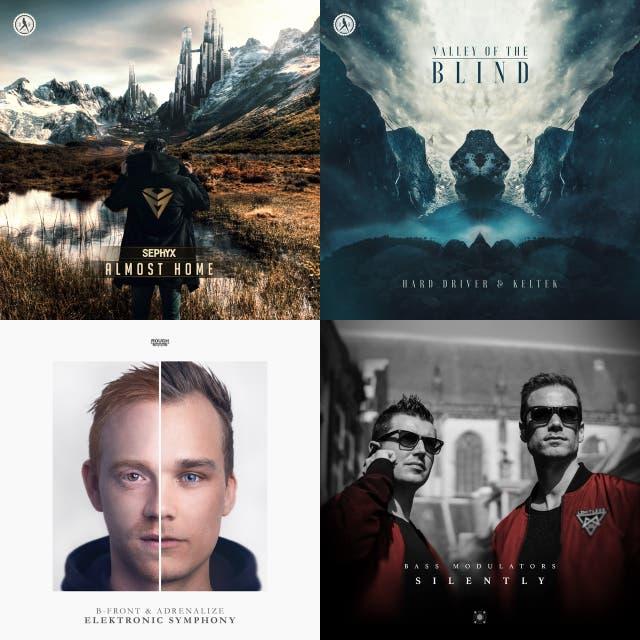hardstyle top 40 april 2018