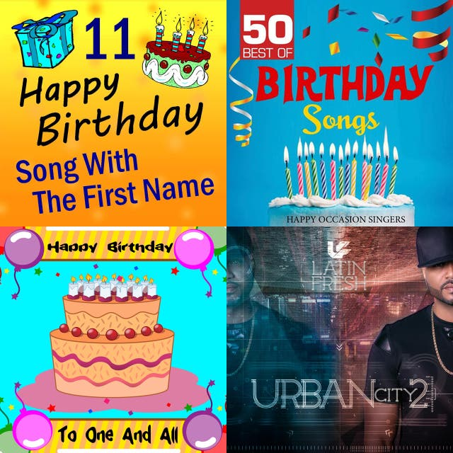 Vivo latino Birthday Songs on Spotify