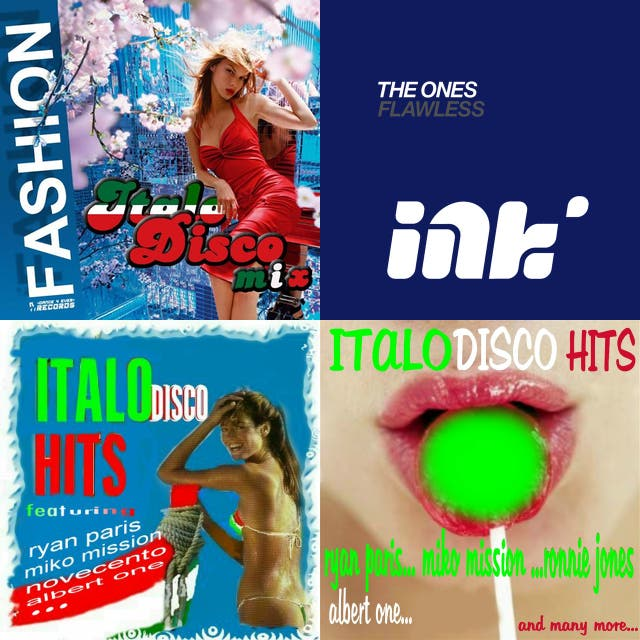 Italo Disco on Spotify