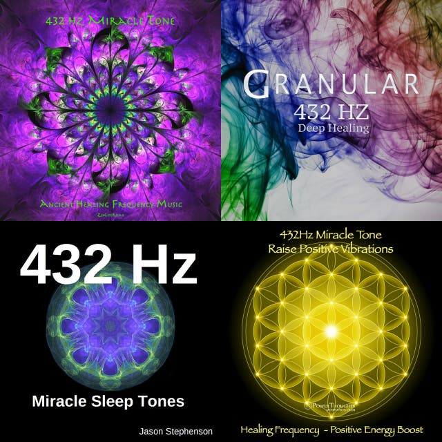 432Hz/528Hz - Healing & Heart Frequency on Spotify
