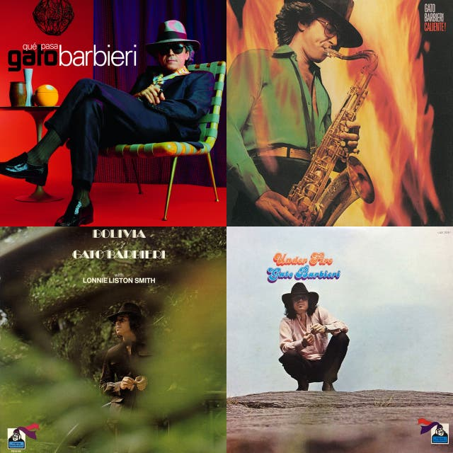 Gato Barbieri — on Spotify