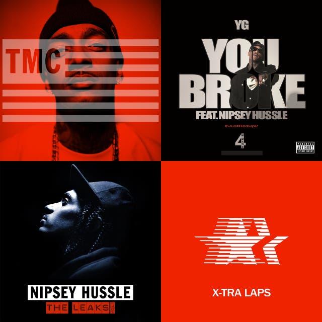 Nipsey Hussle on Spotify