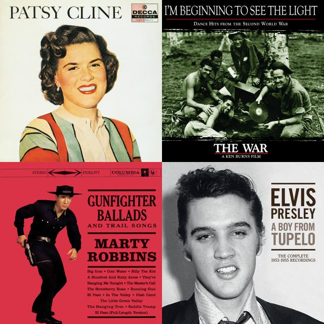 Fallout Country 40's, 50's, & 60's on Spotify