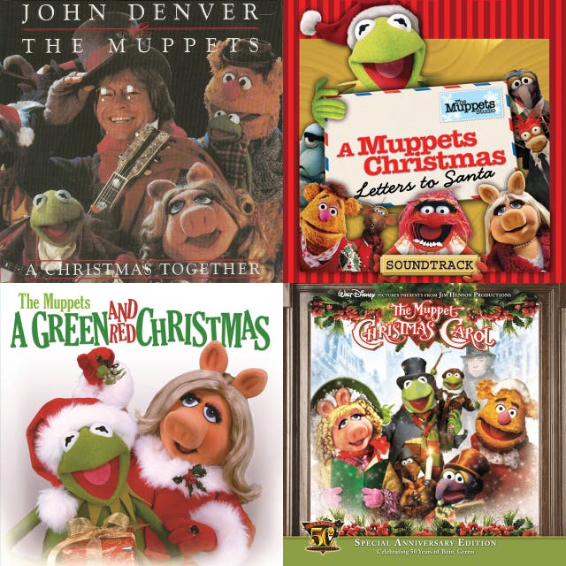John Denver Coat Muppets Christmas.Muppet Christmas Carol Soundtrack