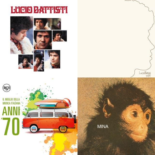 Battisti 71 playlist