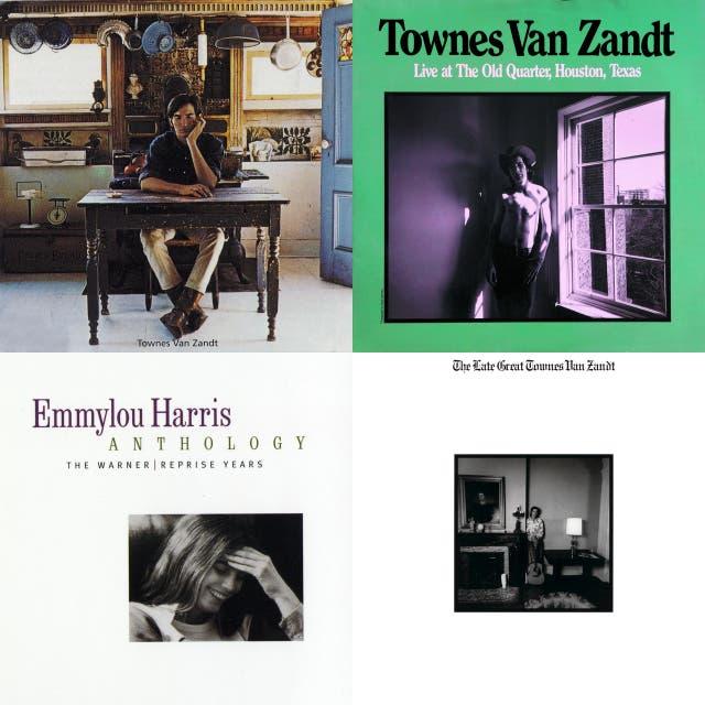 townes van zandt anthology