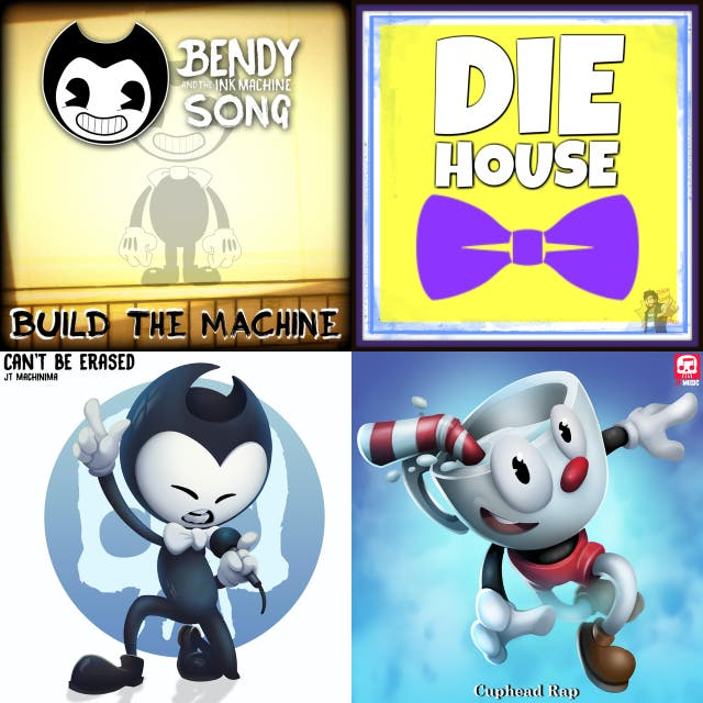 Bendy and the little darlin's (bendy & cuphead) on Spotify
