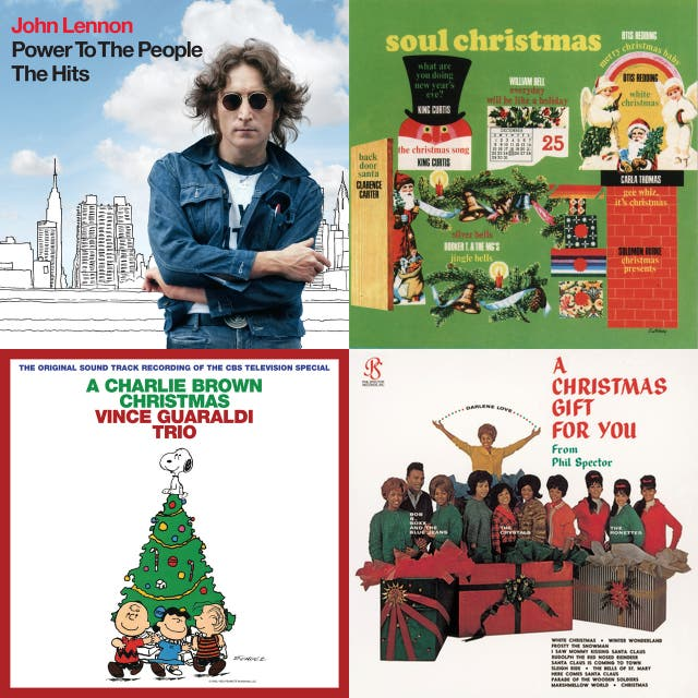 A Christmas Gift For You From Phil Spector.Xmas On Spotify