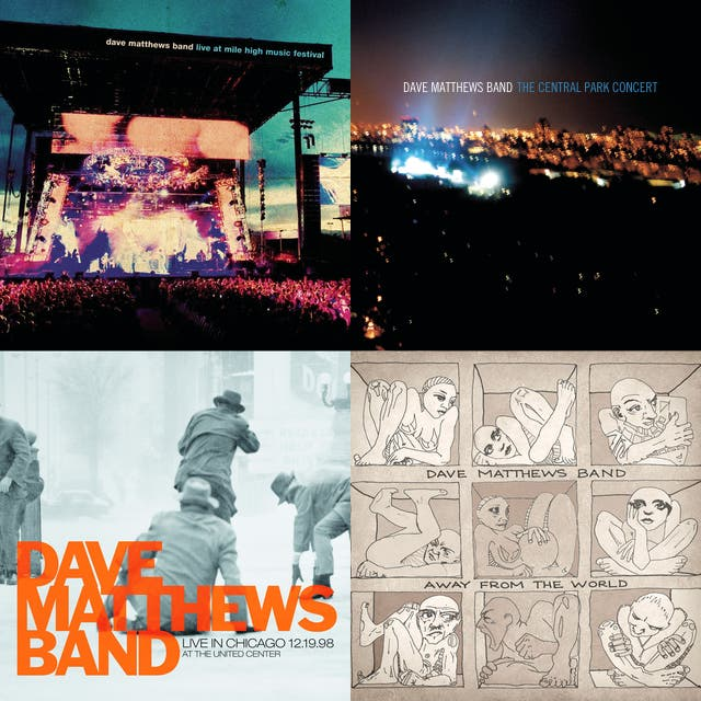 Mix Together: DMB Power Hour on Spotify