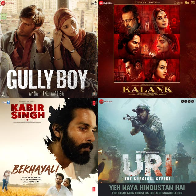actually good hindi songs of 2019 | best bollywood 2019 on Spotify