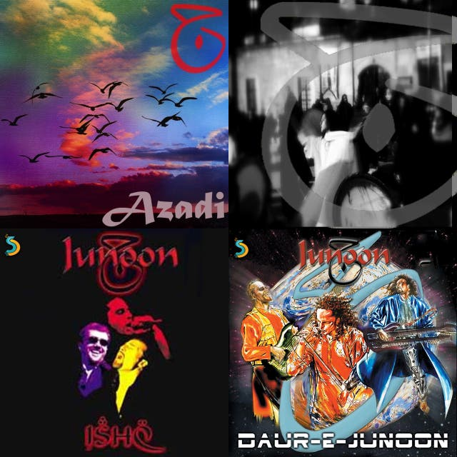 Best of Junoon on Spotify