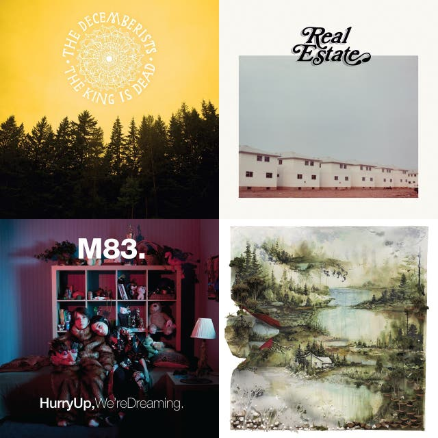 Reddit Albums of the Year on Spotify