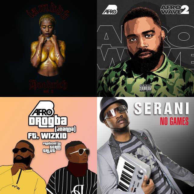 afrobeat on Spotify