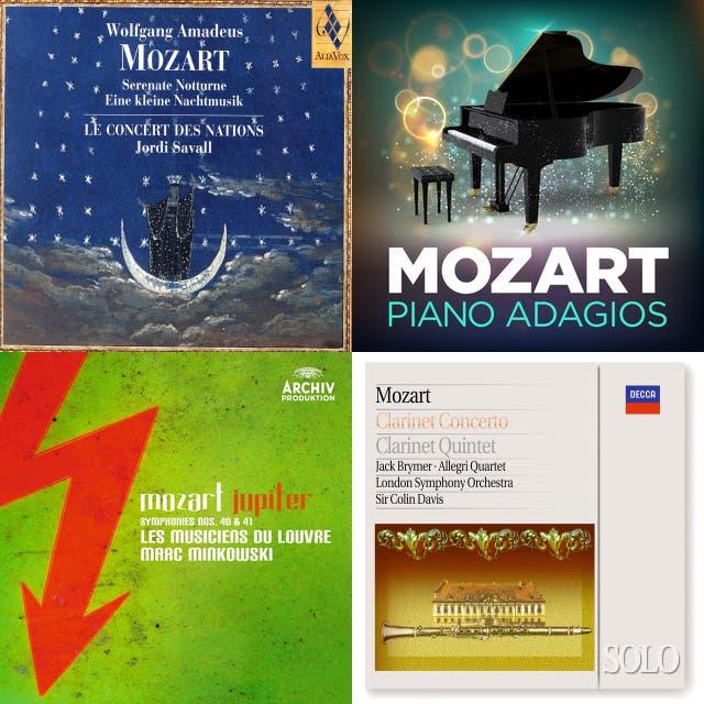 Recomendações: Mozart on Spotify