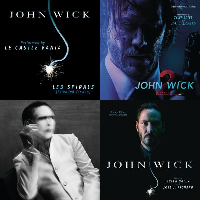 John Wick Mode on Spotify