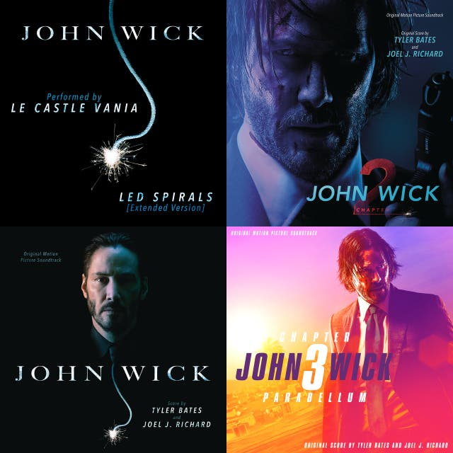 John Wick on Spotify