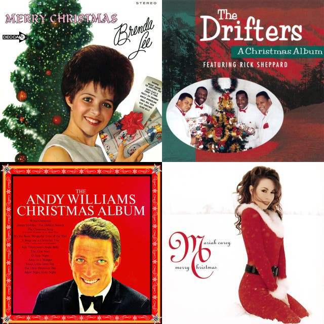 Drifters White Christmas.White Christmas The Drifters
