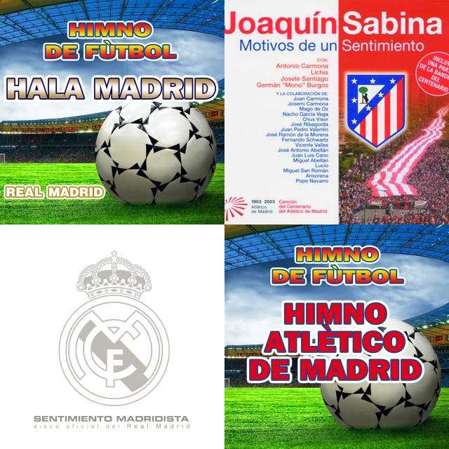 3e9501fd8f5e9 DERBY REAL MADRID  ATLETICO DE MADRID on Spotify